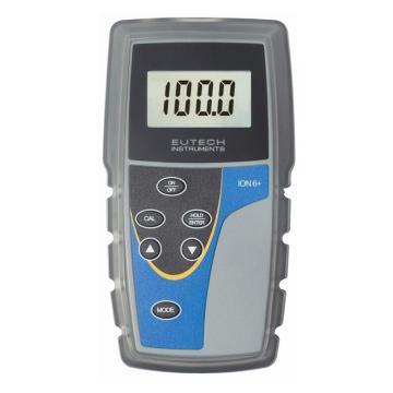 便携式pH计,ION6+离子/pH/ORP仪表,带单盐桥PH电极