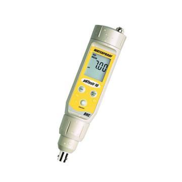 防水型pHTestr10BNC,测试笔带MTC,BNC插头,电极分辨率为±0.01PH(仪表电极分开定购)