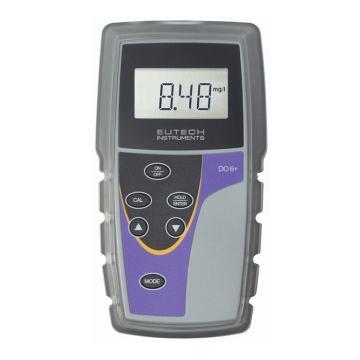 便携式DO测量仪,DO6+ 溶氧仪,3m电缆电极,2个备用膜套,1瓶填充液和便携式成套工具箱