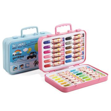 得力 水彩笔(24色),7053 单位:盒(售完为止)