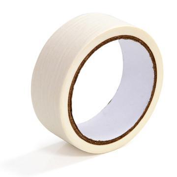 得力 美纹纸胶带,36mm*20y*145um 30672(微黄)(卷)