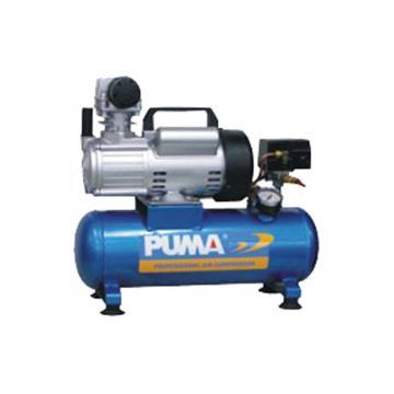 巨霸PUMA 活塞式空压机,有油直接式,单相,0.048 m³/min,AX2008