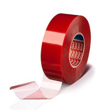 德莎 tesa耐高温双面PET基材胶带,透明色,宽度50mm,长度50M