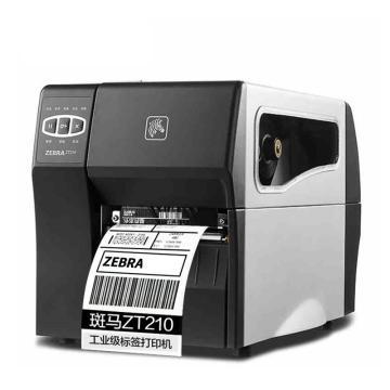 斑马 条码打印机,ZT21042(ZT210-2)200dpi 单位:台