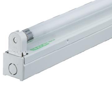 三雄极光 LED T5支架 亮雅 PAK-A02-128-A-K 单灯管 不带罩1.2米不含灯管 适配T5 LED双端 单位个