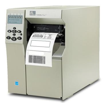 斑马 条码打印机,105SLPLUS(300dpi) 单位:台