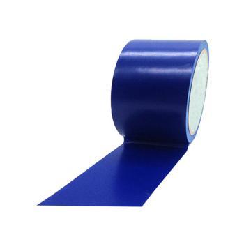 贝迪BRADY 耐叉车划线胶带,76mm×30m,蓝色