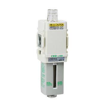 喜开理CKD 油雾器,L1000-6-W