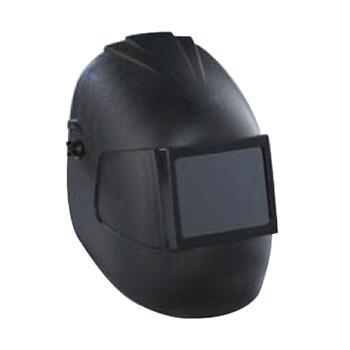 蓝鹰 焊接面罩,934P,含镜片 头戴固定式焊接面罩 视窗尺寸:133*144mm