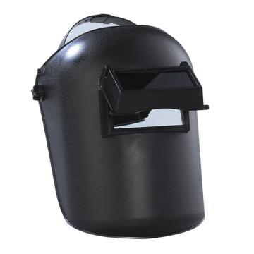 蓝鹰 焊接面罩,633P,含镜片 头戴可掀式焊接面罩 视窗尺寸:108*51mm
