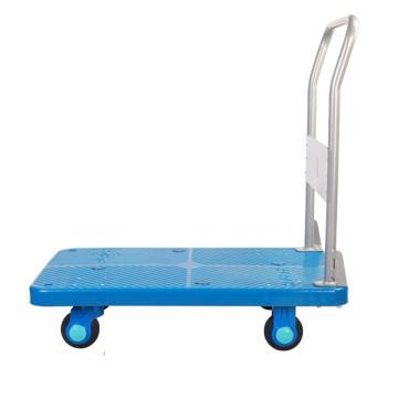 连和 超静轮单层固定式手扶手推车,超静轮 200KG,PLA200