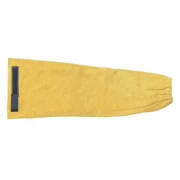 威特仕 焊接袖套,44-2319,牛二层芯皮手袖 48cm长