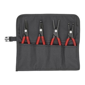 凯尼派克 Knipex 卡簧钳组套,4件套,00 19 57 V01