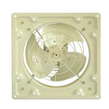 德通 豪华方形工业换气扇,LAD30-4,220V,Ф300mm