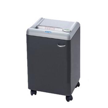 易保密 碎纸机,1324 专业级 1324C 段状4级保密 可碎卡/曲别针 碎紙效果4*40mm 单位:台