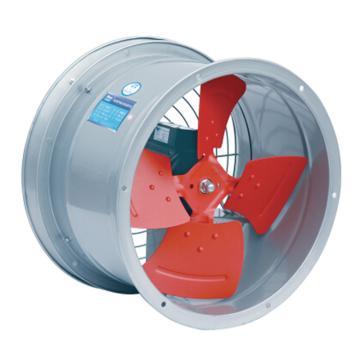 德通 FG系列低噪声轴流管道通风机(含包装),SF5G-2,1.5KW,380V