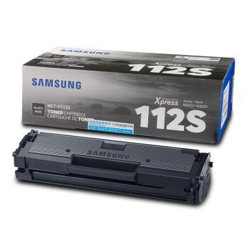 三星 硒鼓粉盒,原装 黑色 适用于M2023 M2029打印机墨粉 MLT-D112S 单位:个