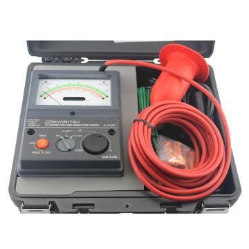 克列茨/KYORITSU 模拟高压绝缘电阻计,3124S 电压数显屏 1kV-10kV可调