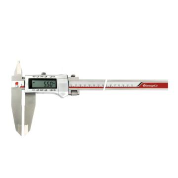 广陆 数显卡尺,0-500mm(双刀爪),不含第三方检测