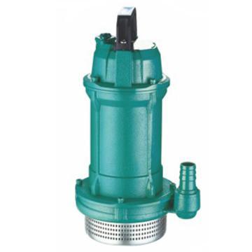 新界 QDX1.5-17-0.37T2 Q(D)X-T系列铁壳潜水电泵