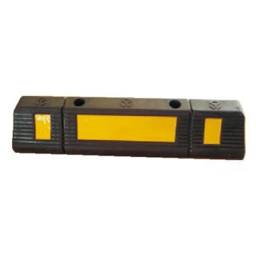 襄辰 橡胶挡车器,600×120×100mm(含安装配件)