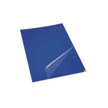 """天华粘尘垫,TA-6620/24""""*36"""" 蓝,(30层/本,10本/盒) 单位:盒"""