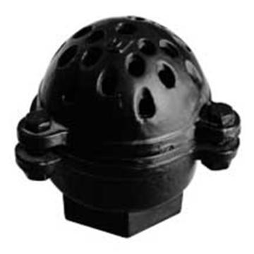 远大阀门 铸铁底阀 H12X-2.5,DN40