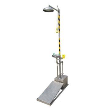 天津贝迪 防冻型自动排空式洗眼器,BD-560D