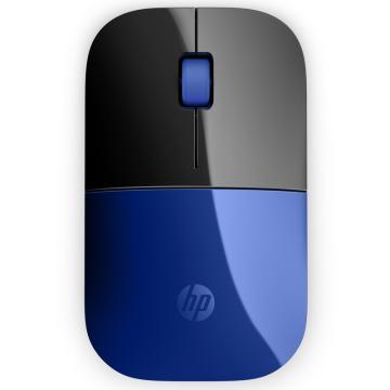 惠普 蓝色无线鼠标, Z3700 单位:个