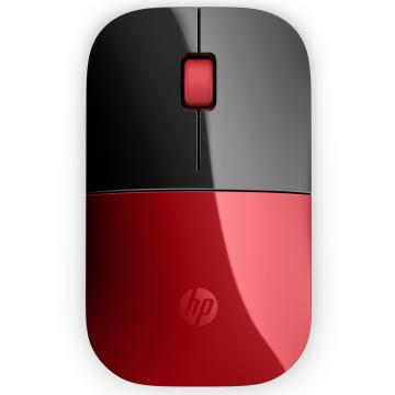 惠普 红色无线鼠标, Z3700 单位:个