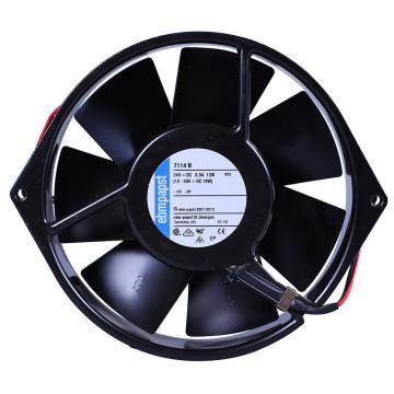ebmpapst 散热风扇 7114 N,24VDC,12W