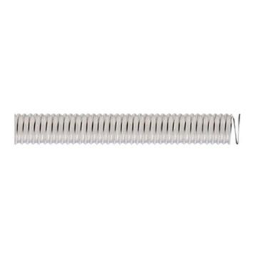 IPL 1.5mm壁厚-食品级钢丝加强透明PU软管,90*93mm,20米/卷,-40℃/90℃