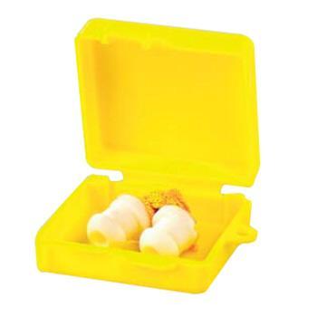 蓝鹰 可重复使用耳塞,NP354,圣诞树型PVC材质 带线 带独立保存盒,200副/盒