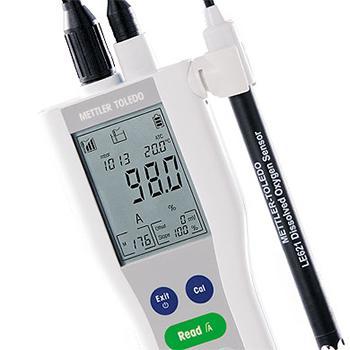 METTLER 新FiveGo便携式溶氧仪 F4-Standard,30254120