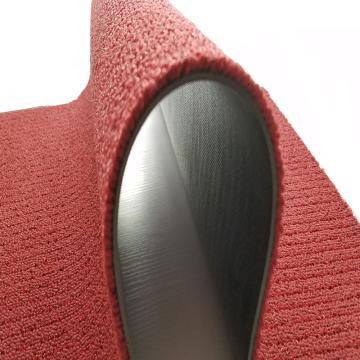 """丽施美 """"4000型"""" 条纹除尘防滑地垫,红色 1.2*3m,单位:块"""