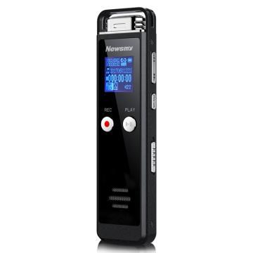 纽曼 录音笔, RV75 16G 远距离 降噪 原声无损录音笔 PCM线性录音笔单位:个