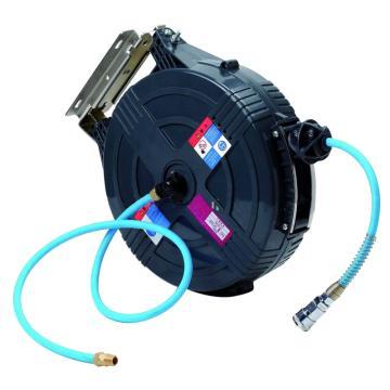 尼尔森NELSON 强塑小型绕管器,带自锁,5.5*8*10米,NHR-8