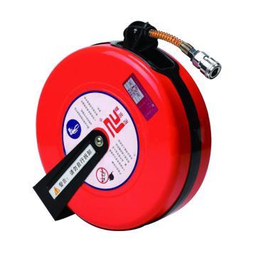 尼尔森NELSON 橙色铁壳绕管器,带自锁,5.5*8*8米,HR-801B