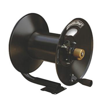 Reelcraft 弹簧驱动不锈钢卷轴,高压,不含软管,CJT6180HN