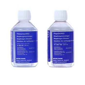梅特勒 3M KCl溶液,1瓶x250mL,51350072