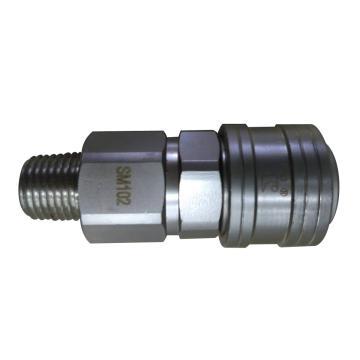 盈科INCO外牙插座,PT1/4,10个/盒,SM102