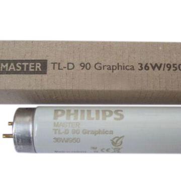 飞利浦 看色台灯管 绘图专用 MASTER TL-D90 Graphica 36W/950(整箱发货10的倍数下单),单位:支