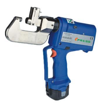EPRESS电动型锁铆手钳,最大50KN 标准喉深200mm,EP-HTF