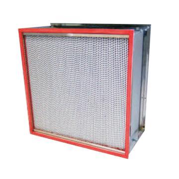 AAF Astrocel I(HCX)HT-250系列250℃不锈钢框耐高温高效过滤器,610×610×292mm,过滤效率H13
