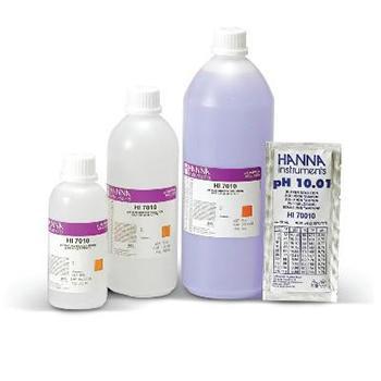 HANNA常规酸度标准缓冲液 pH10.01,500mL/瓶,HI7010L