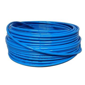 费斯托FESTO PU气管,外径*壁厚Φ6×Φ1,蓝色,50M/卷,PUN-6X1-BL,159664,