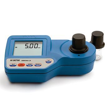 HANNA微电脑氨氮(LR)浓度测定仪,测量范围:0.00 to 3.00 mg/L,HI96700