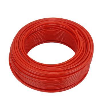 山耐斯 SUN RISE PU气管,橙色,Φ8×Φ5.5,100M/卷,PU-0855-2/100M