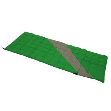 纳瓦兰德 新款信封(靠垫设计)羽绒睡袋,零下10度~5度 绿色 单位:个