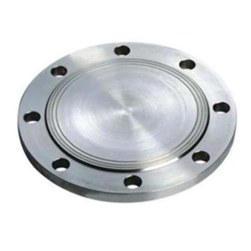 不锈钢304法兰盖 BL CL150 DN20 RF HG/T20615 304